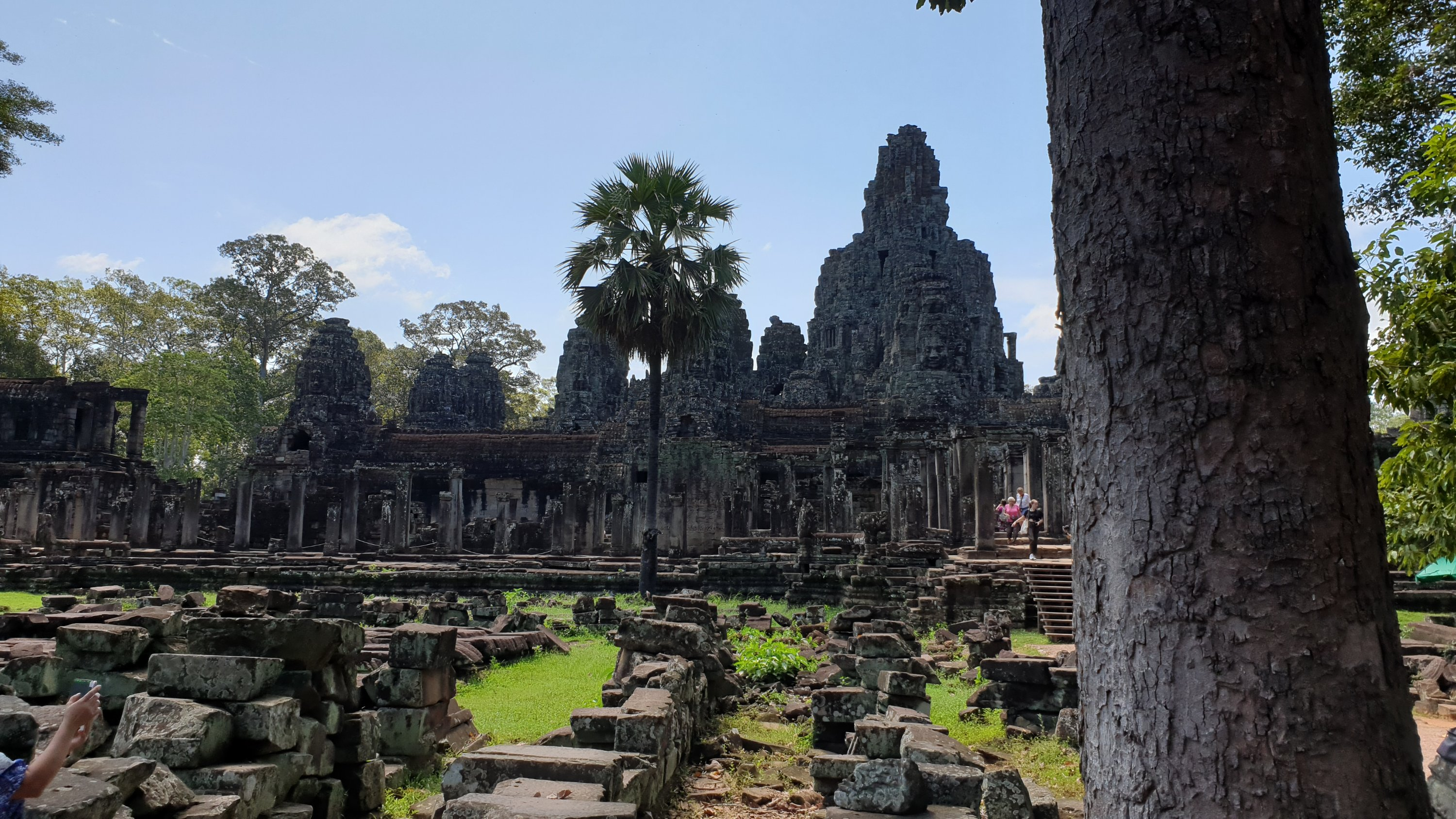 Another temple near Angkor Wat